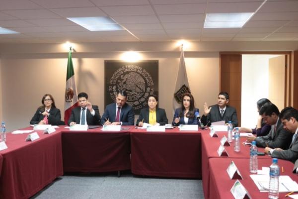 LX Legislatura destaca la nueva relación entre los tres poderes públicos en Puebla