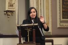 Presentan iniciativa para expedir la Ley de la Comisión de Derechos Humanos del Estado de Puebla