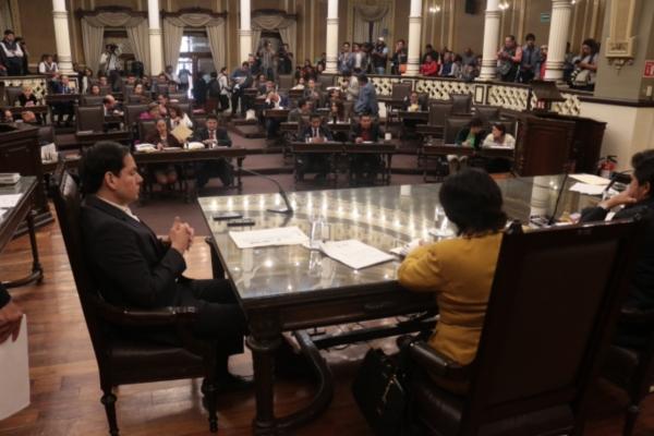 Por unanimidad, todas las fuerzas políticas del Congreso del Estado aprueban convocatoria para elección extraordinaria