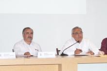 """Realizan en el Congreso de Puebla conferencia sobre """"El rescate de maíces nativos del estado de Puebla"""""""