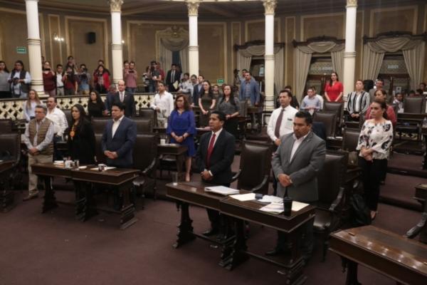 LX Legislatura aprueba inicio de procedimientos en contra del ex edil Espinosa Torres