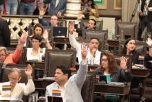 Por unanimidad el Pleno del Congreso del Estado aprobó modificaciones para favorecer el presupuesto con perspectiva de género