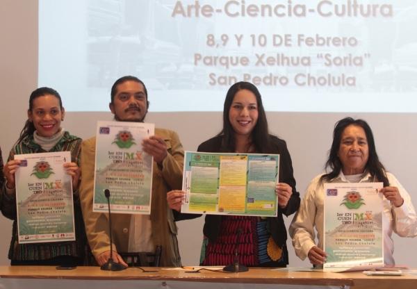 "Presenta diputada de Morena festival cultural ""Mx Mayahuel Xochipilli"""