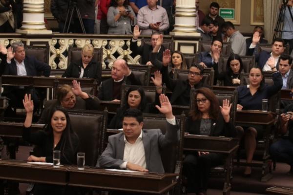 Aprueba LX Legislatura reformas que prohíben a los partidos políticos participar en plebiscitos de juntas auxiliares