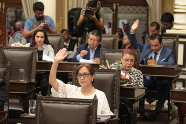 Aprueba LX Legislatura reformas a la Ley Orgánica que establecen el principio de paridad de género en la integración de Comisiones y Comités