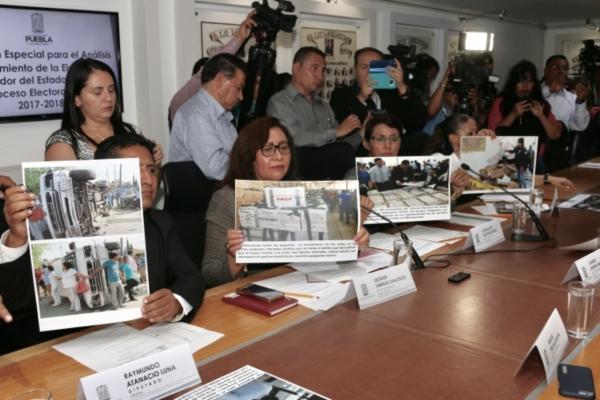 Comisión Especial de la LX Legislatura, reitera la solicitud de comparecencia de las autoridades electorales