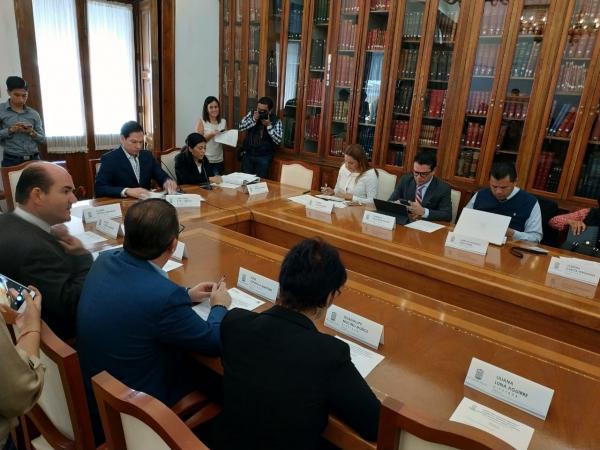Continúa en Comisiones análisis de reformas a la Ley para evitar uso de popotes y bolsas de plástico de un solo uso