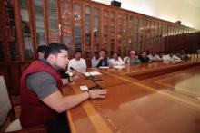LX Legislatura tenderá puentes de diálogo con la SGG para resolver problemática de comerciantes en Texmelucan