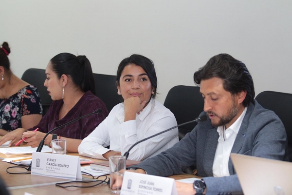 Aprueban en Comisiones del Congreso de Estado reformas en la denominada Reforma Educativa