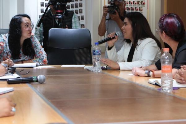 """Congreso fue sede del """"Conversatorio de Mujeres en la Vida Pública"""""""