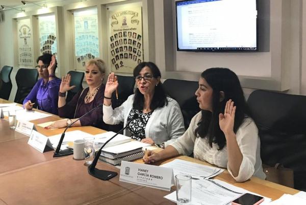 Aprueban en comisiones reformas a dos leyes para favorecer el presupuesto con perspectiva de género