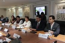 Acuerda Congreso y Poder Judicial, trabajo conjunto para fortalecer la procuración de justicia en la entidad