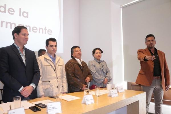 Comisión Permanente aprueba solicitud de licencia de Gerardo Islas Maldonado