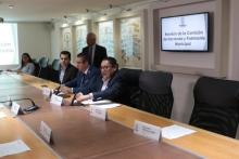 Este viernes la Comisión de Hacienda concluirá la dictaminación de las Leyes de Ingresos Municipales: Nibardo Hernández