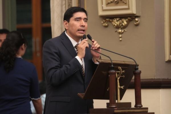Por unanimidad el Pleno de la LX Legislatura aprobó que juntas auxiliares, cuenten con capacidad para gestionar obras y servicios públicos