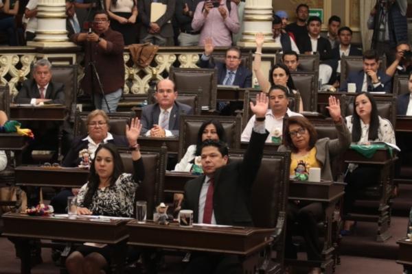 Se suma LX Legislatura del Congreso del Estado de Puebla a la nueva Reforma Educativa