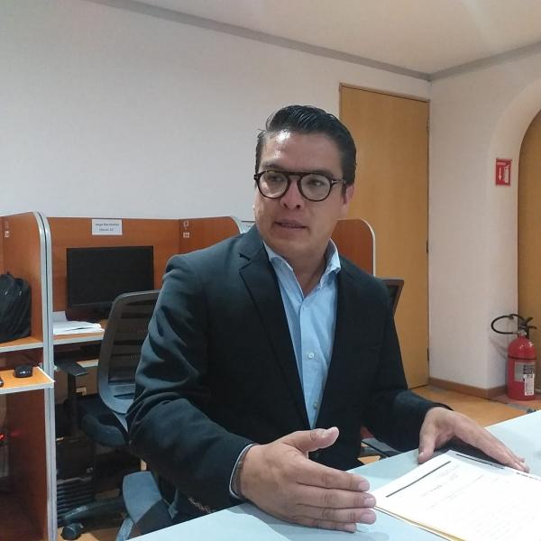 Gerardo Islas presenta solicitud de licencia por tiempo indefinido como diputado de la LX Legislatura
