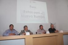 """Congreso del Estado, sede del foro """"Retos para un Nuevo Rumbo"""""""