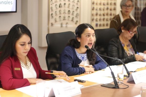 Inicia la LX Legislatura, los trabajos para favorecer leyes para el acceso de las mujeres a una vida libre de violencia